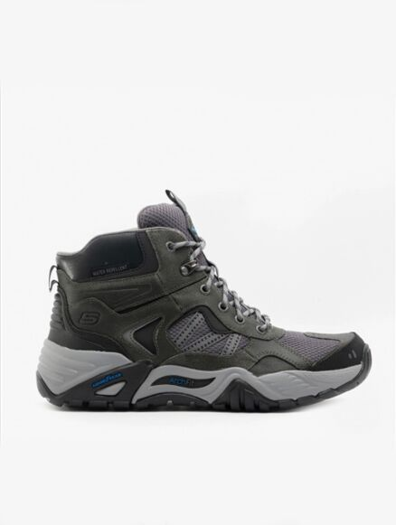 Skechers Arch Fit Recon Percival Charcoal