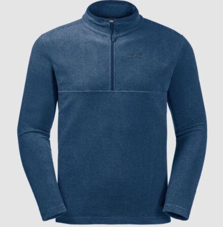 Jack Wolfskin Arco Fleece Indigo Blue Stripes