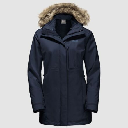 Jack Wolfskin Arctic Ocean 3in1 Jacket Midnight Blue