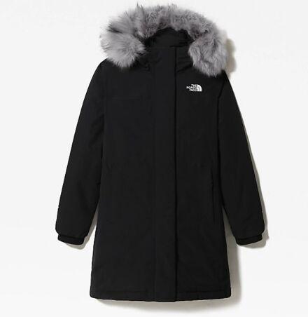 The North Face Women's Arctic Parka TNF Black