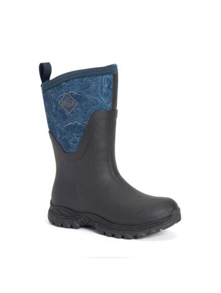 Muck Boot Arctic Sport II Mid Boots Black/Navy