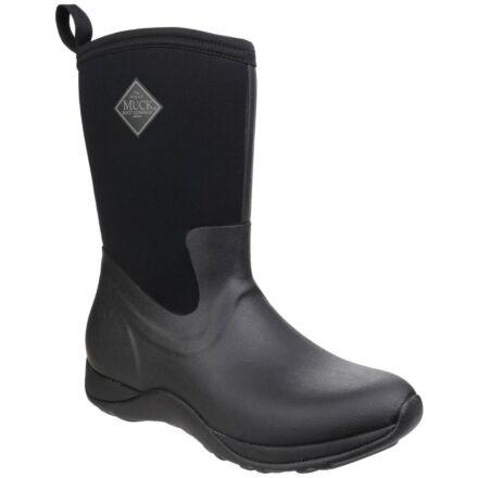 Muck Boot Women's Arctic Weekend Short Boot Black