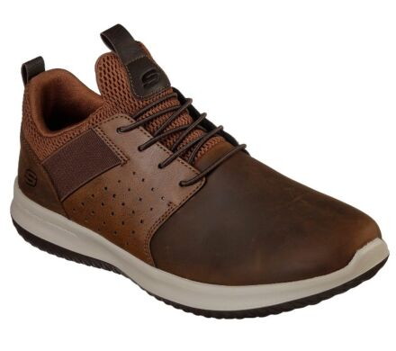 Skechers Delson - Axton Shoe Brown