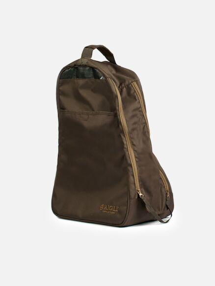 Aigle Classic Brun Rubber Bootbag