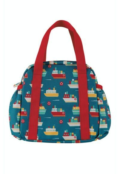Frugi Pack a Picnic Lunch Bag Sail The Seas