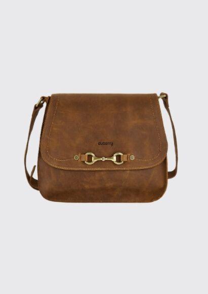 Dubarry Ballycroy Saddle Bag Brown