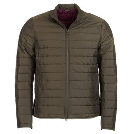 Barbour Upton Quilted Jacket Olive