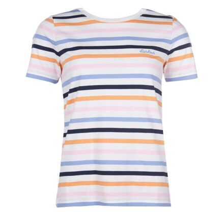 Barbour Newhaven Top White