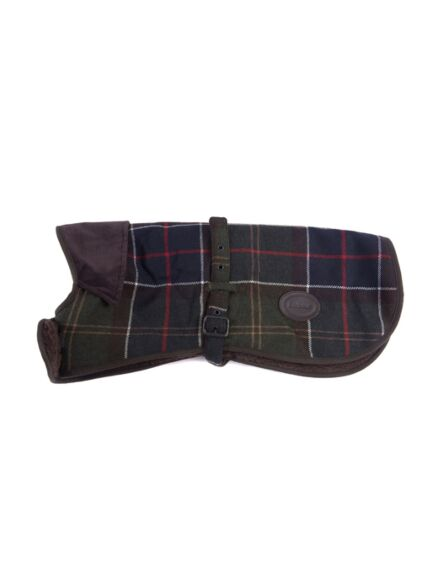 Barbour Wool Touch Dog Coat Classic Tartan