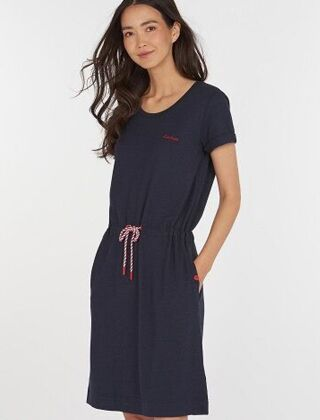Barbour Baymouth Dress Navy