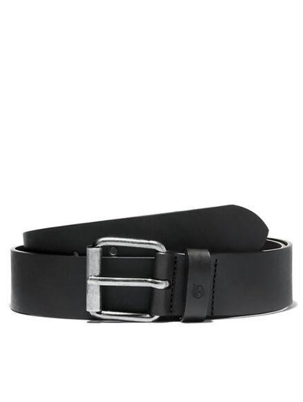 Timberland Men's Leather Belt Black