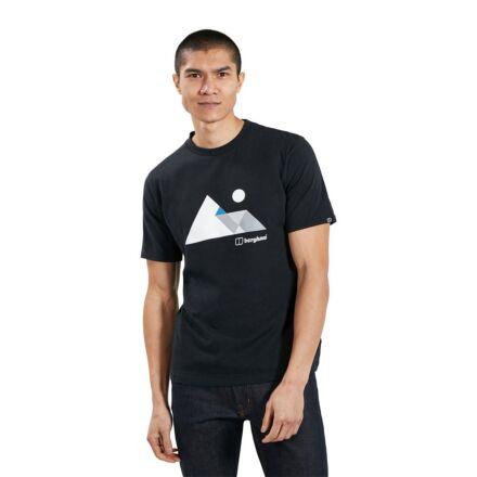 Berghaus Men's Mountain Valley T-Shirt Black