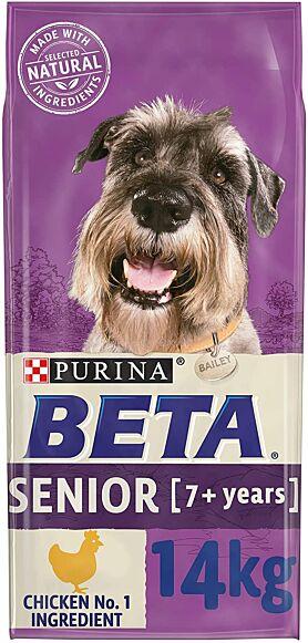 Purina Beta Senior Chicken 14KG