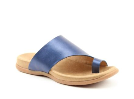 Heavenly Feet Beverley Sandals Navy