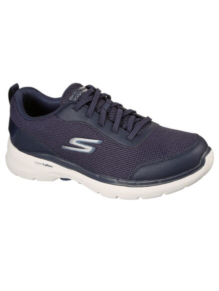 Skechers Go Walk 6 Bold Knight Navy/Blue