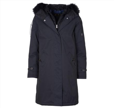 Barbour Braan Waterproof Jacket Black