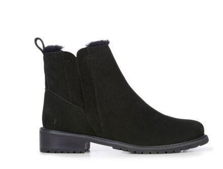 Emu Pioneer Women's Boots Suede Black