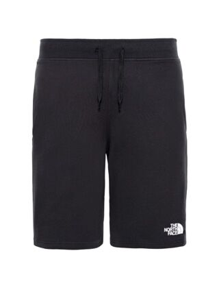 The North Face Mens Standard Short Black