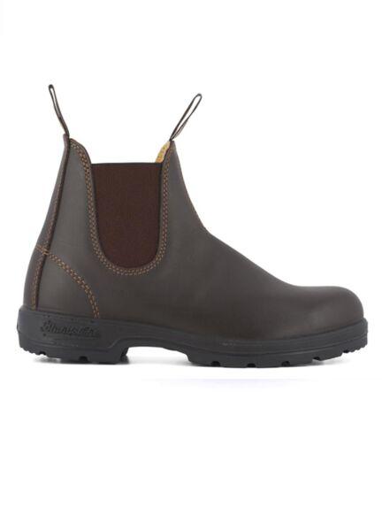 Blundstone 550 Classic Pull On Boots Walnut