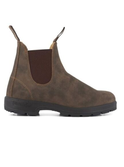 Blundstone Classic 585 Chelsea Boots Rustic Brown