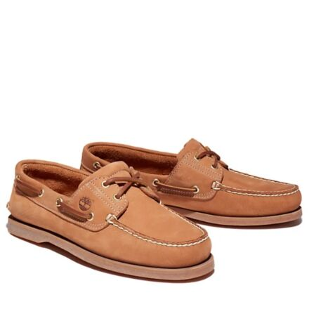 Timberland Classic Boat Shoe Medium Beige