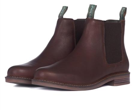 Barbour Farsley Boots Teak