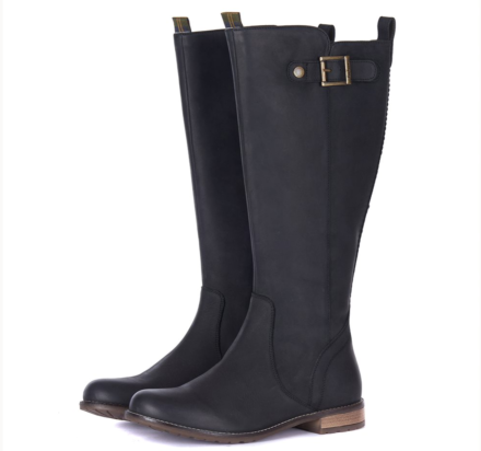 Barbour Rebecca Boot Black