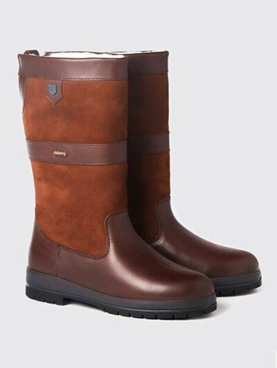 Dubarry Donegal Country Boot Walnut