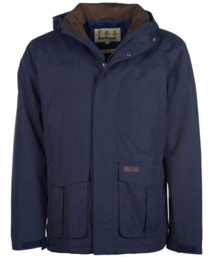 Barbour Brockstone Jacket Navy