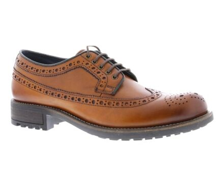 Country Jack Bruce Brogues Tan