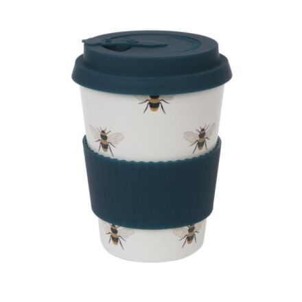Sophie Allport Bees Bamboo Travel Mug