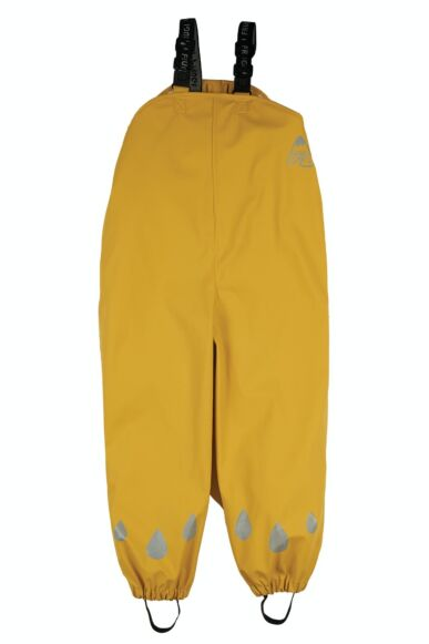Frugi Puddle Buster Trousers Yellow