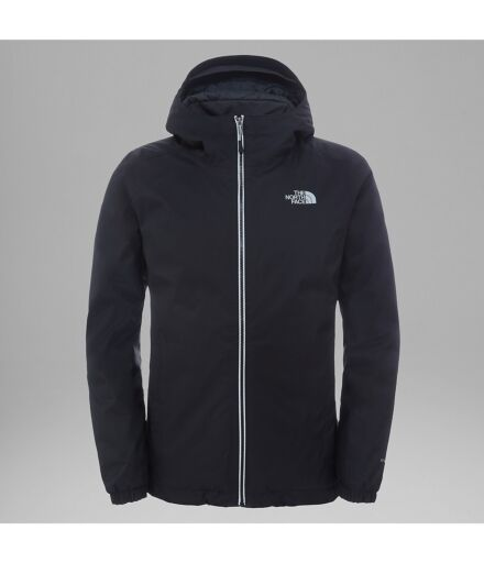 North Face Mens Quest Insulated Jacket Black