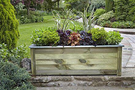 Forest Gardens Cambridge Planter 150x50cm