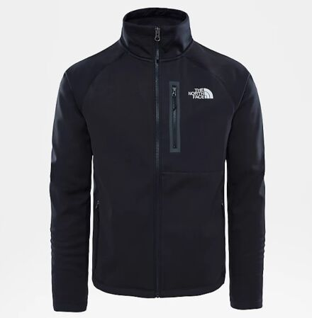 The North Face Men's Canyonlands Softshell Jacket Black