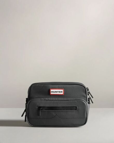 Hunter Original Nylon Camera Bag Navy