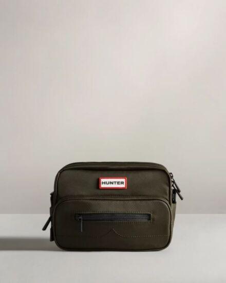 Hunter Original Nylon Camera Bag Dark Olive