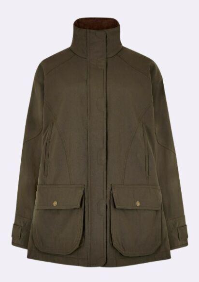 Dubarry Castlehyde Shooting Jacket Ivy