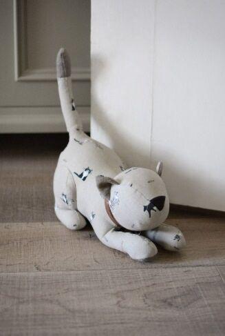 Sophie Allport Cat Door Stop