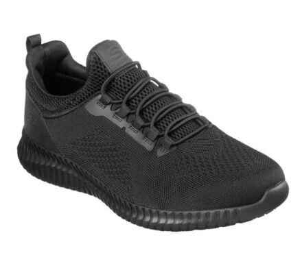 Skechers Work Relaxed Fit: Cessnock Black