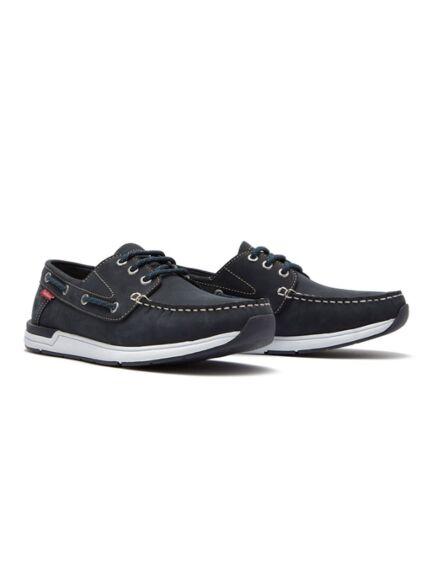 Chatham Hastings Mens Shoe Navy