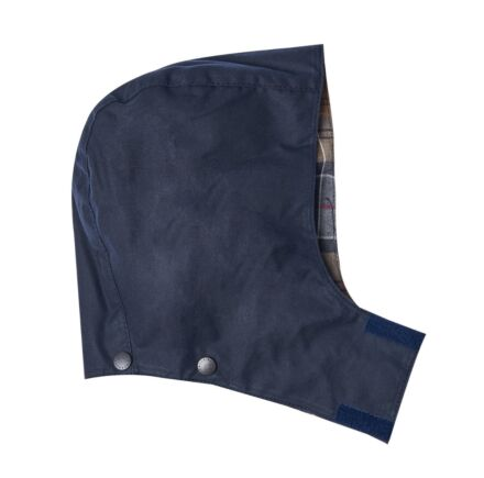 Barbour Children's Waxed Hood Navy