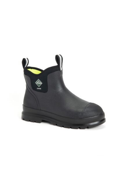 Muck Boot Chore Classic Chelsea Boots Black