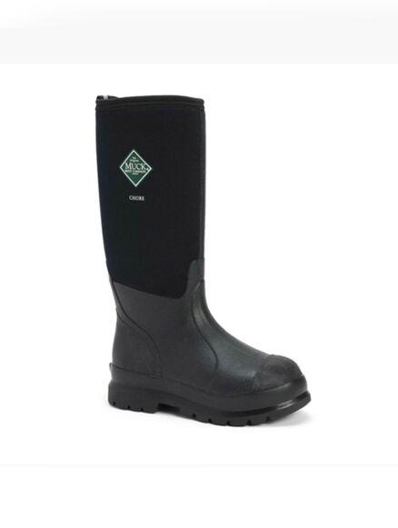 Muck Boot Chore Classic Tall Boots Hi Black