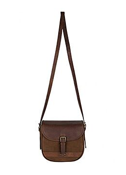 Dubarry Clara Saddle Bag Walnut