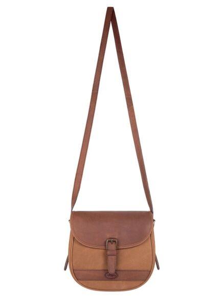 Dubarry Clara Saddle Bag Brown