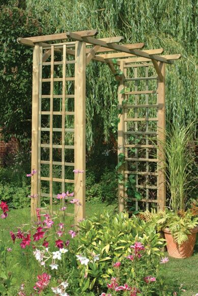 Forest Gardens Classic Arch