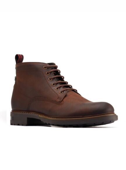 Base London Clifton Boots Brown