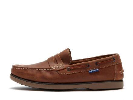 Chatham Shanklin mens shoe tan