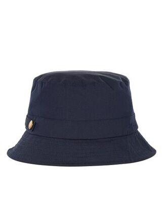 Barbour Coast Waterproof Sports Hat Navy